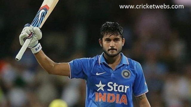 Did Manish Pandey solve the problem of Team India's number-5?