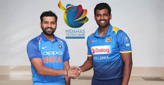 Nidahas trophy prediction, who will win India vs Sri Lanka prediction, prediction of India vs Sri Lanka, today cricket match predictions, live cricket match score