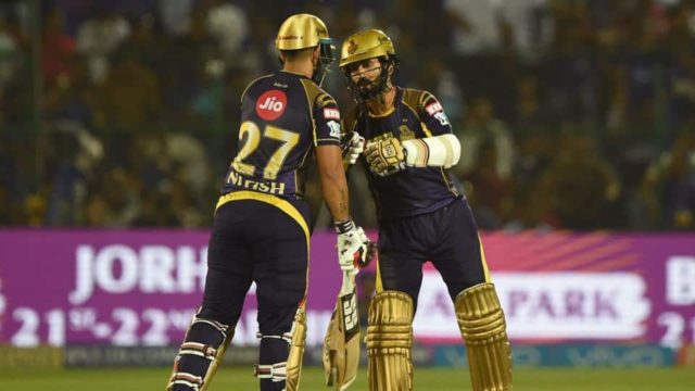 KKr batting order