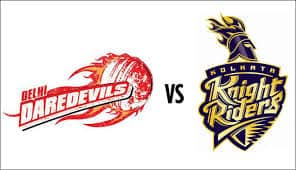 Who Will Win Kolkata Knight Riders vs Delhi Daredevils 13th T20 IPL Prediction
