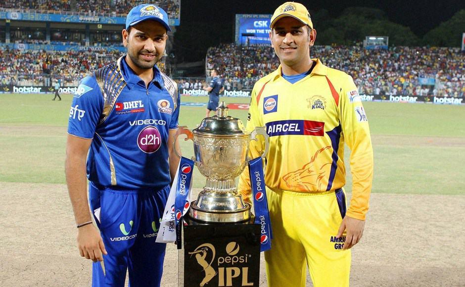 मुंबई इंडियंस-चेन्नई सुपर किंग्स के बीच होगा आईपीएल का पहला मुक़ाबला