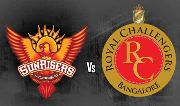 Who Will Win Sunrisers Hyderabad vs Royal Challengers Bangalore 39th T20 IPL Prediction