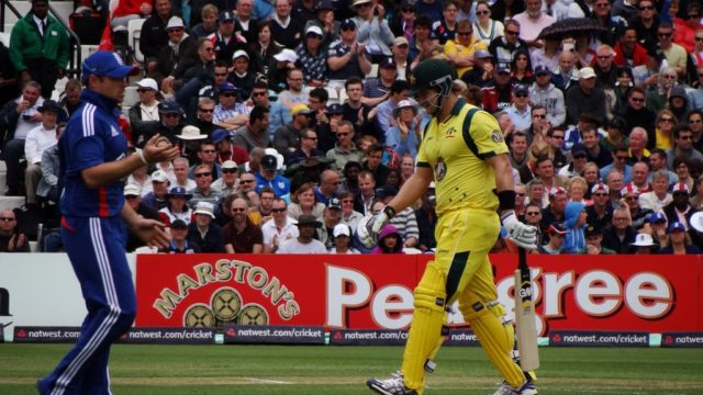 Aus vs Eng 4th ODI