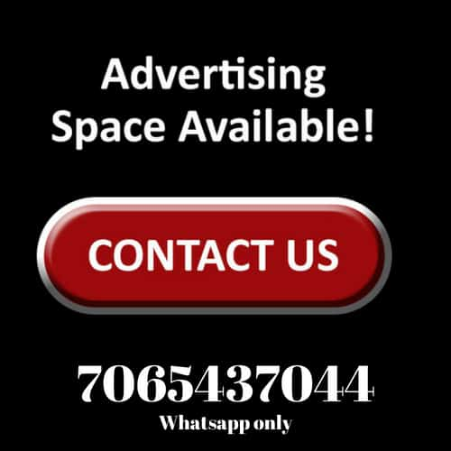 Space Available, contact us