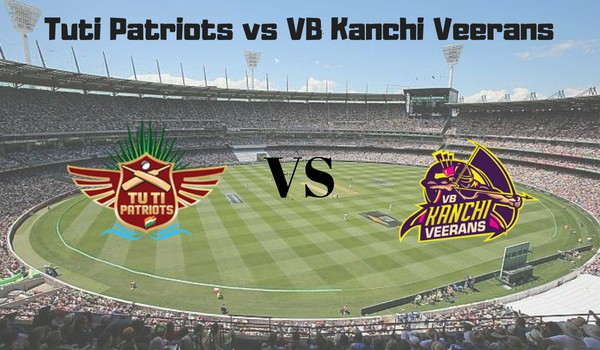 Who Will Win Tuti Patriots vs VB Kanchi Veerans 4th T20 Match Prediction