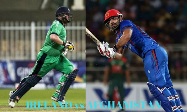 Who Will Win Ireland vs Afghanistan 1st ODI Cricket Match Prediction