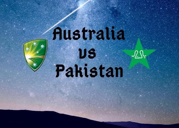 Aus vs Pak Match Prediction