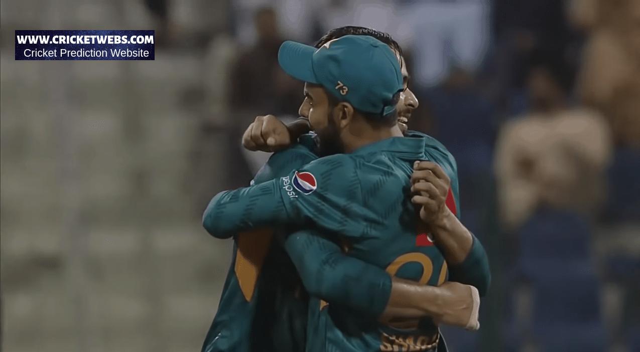 Pakistan Team Celebration