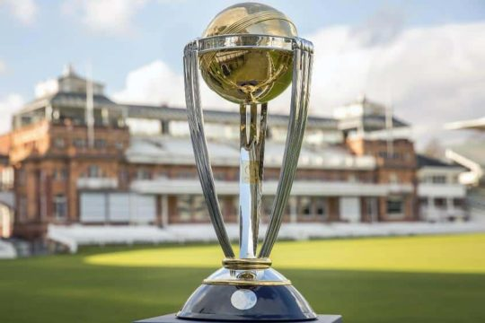 ICC Cricket World Cup Prediction