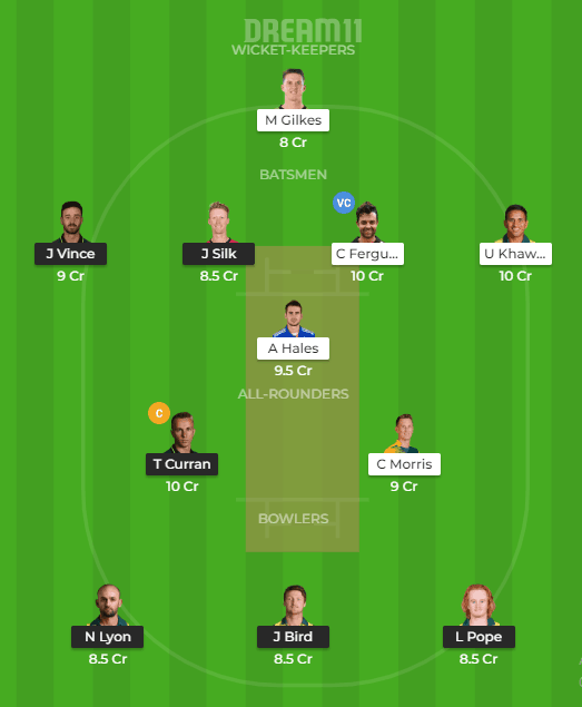 Sydney Thunder vs Sydney Sixers Dream11 Prediction
