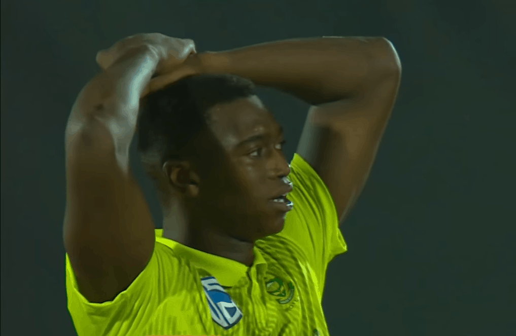 Lungi Ngidi - South African Player