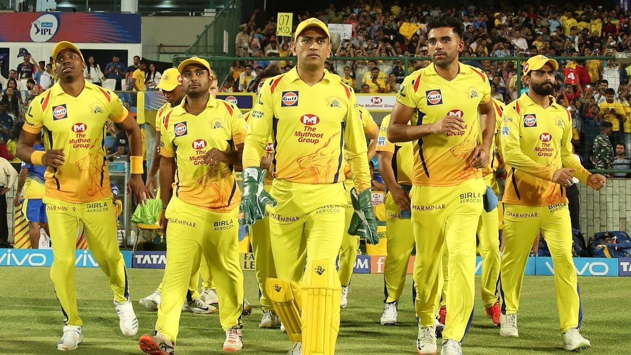 चेन्नई सुपर किंग्स 4 सितंबर से आईपीएल 2020 के लिए ट्रेनिंग शुरू करेगी