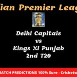 DC vs KXIP match Prediction