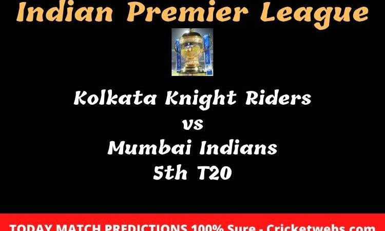 kkr vs mi match prediction